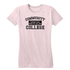 Community College Women's Tee