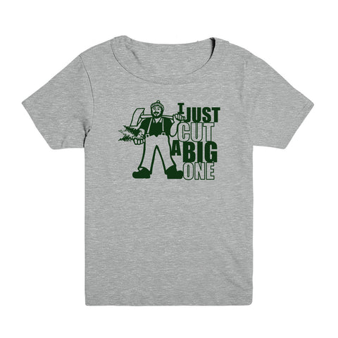 Cut A Big One Kid's Tee