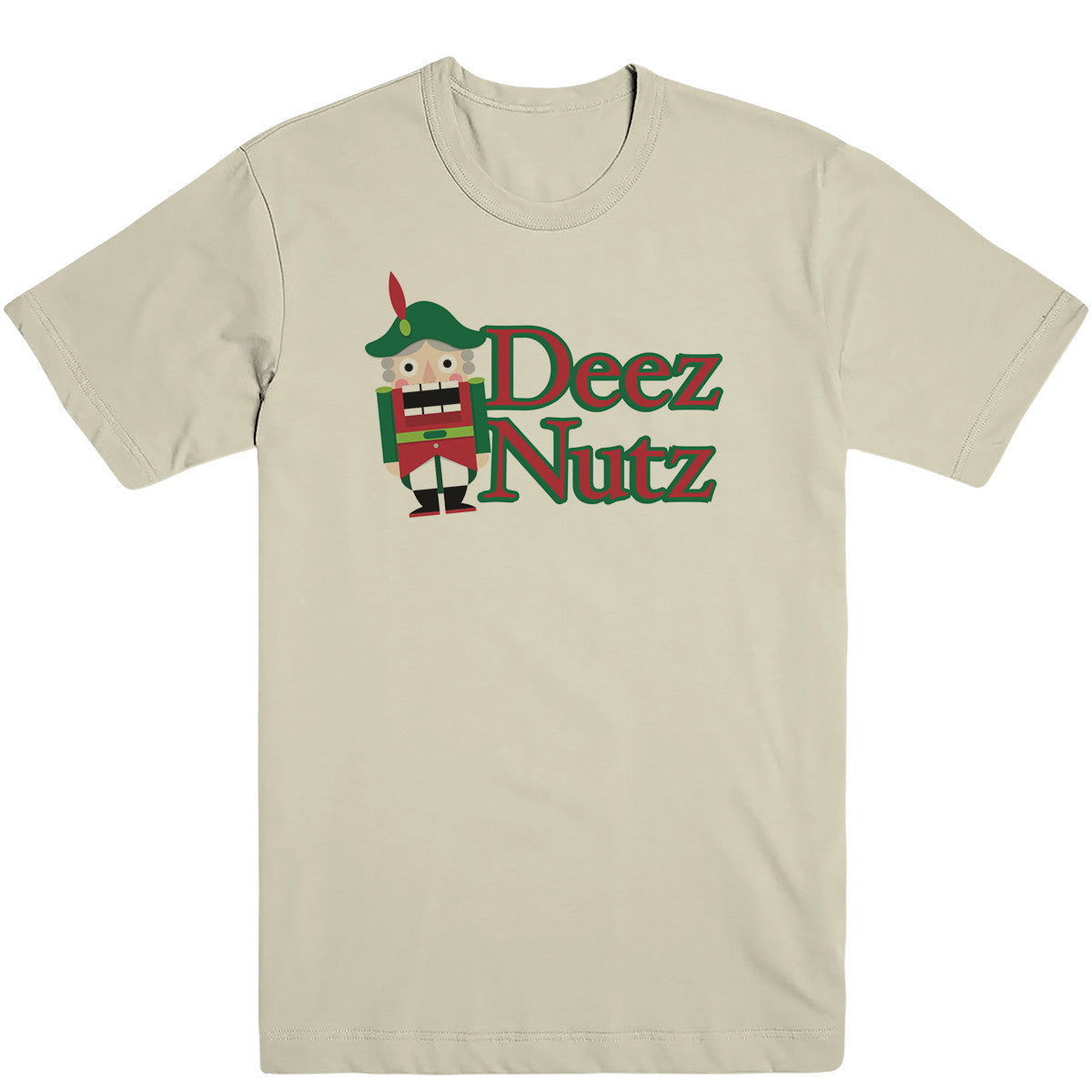 Deez Nutz Cracker Tee