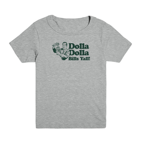 Dolla Dolla Bills Yall Kid's Tee