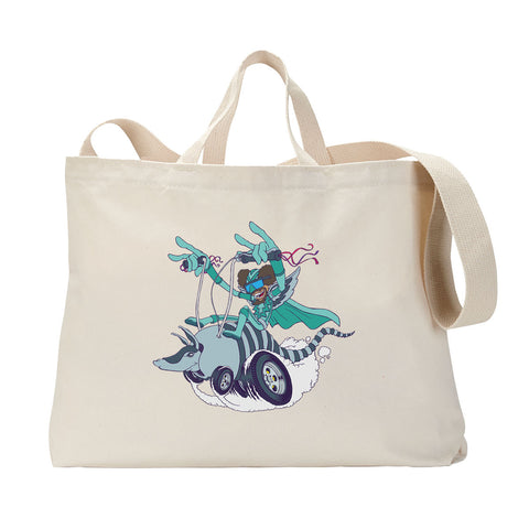 Dr. Funkenstein Tote Bag