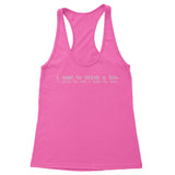 Still Drink A Lot Women's Racerback Tank