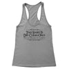 Dry Clean Only Women's Racerback Tank