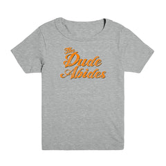 Dude Abides Kid's Tee