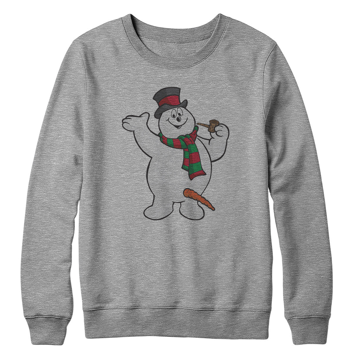 Frosty the Pervert Crewneck Sweatshirt