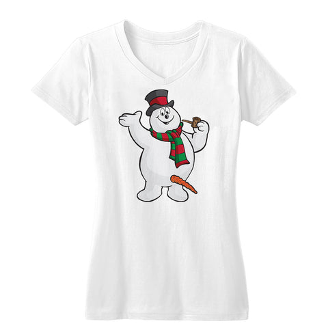 Frosty the Pervert Women's Tee