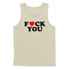Fuck You Heart Tank Top