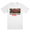I'm a Fùtbol Player Men's Tee