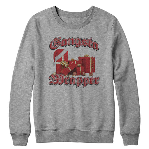 Gangster Wrapper Crewneck Sweatshirt