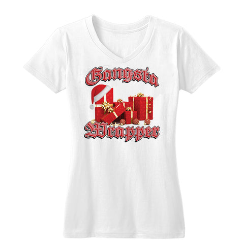 Gangster Wrapper Women's Tee
