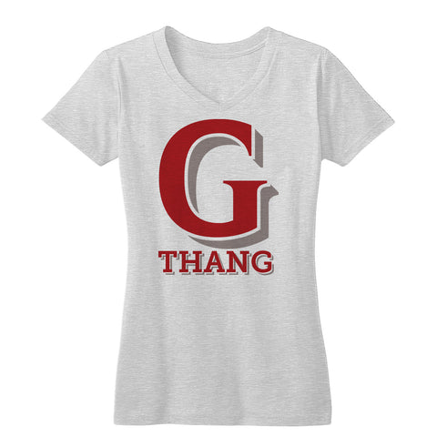 G Thang Women's V-neck Tee