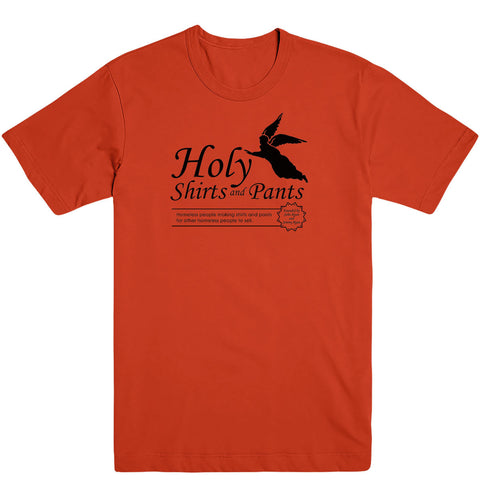 Holy Shirts and Pants Men's Tee