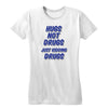 Hugs Not Drug Women's Tee