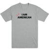 I Am American Not Men's Tee