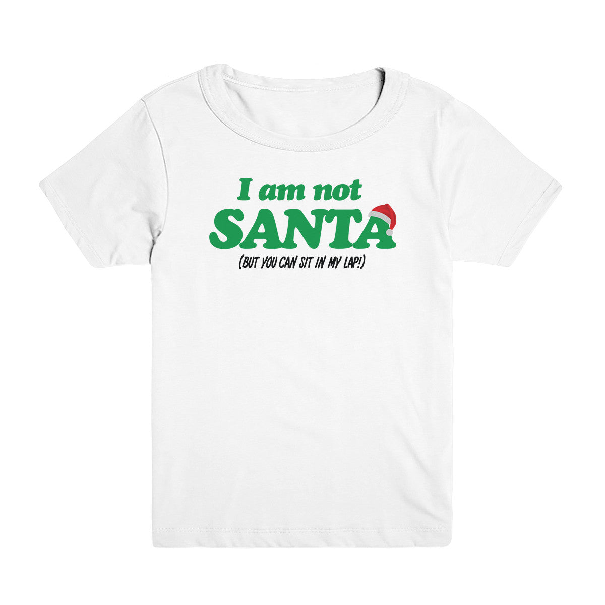I am not Santa Kid's Tee