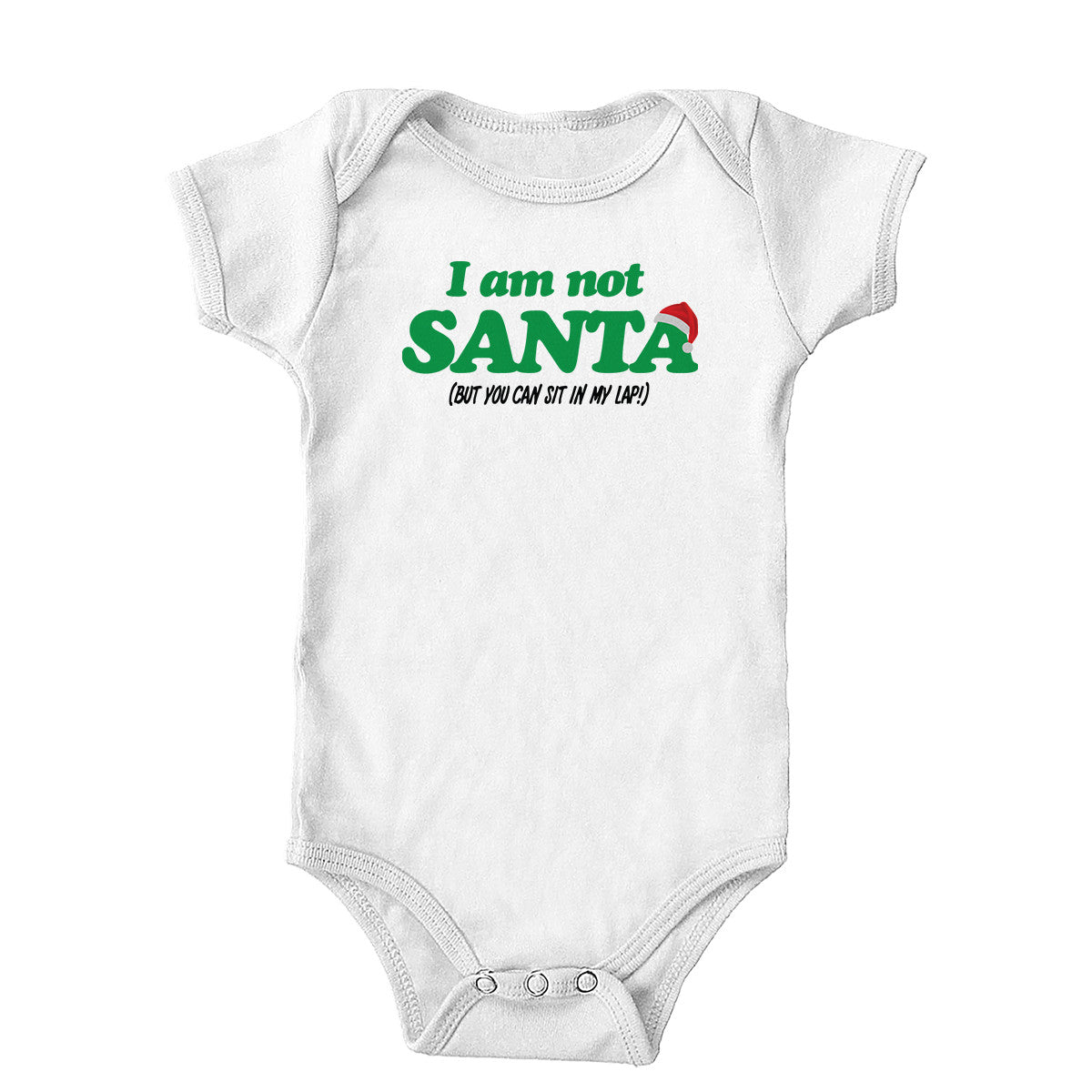 I am not Santa Onsie