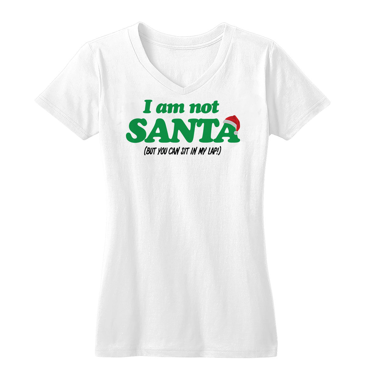 I am not Santa Women's Tee