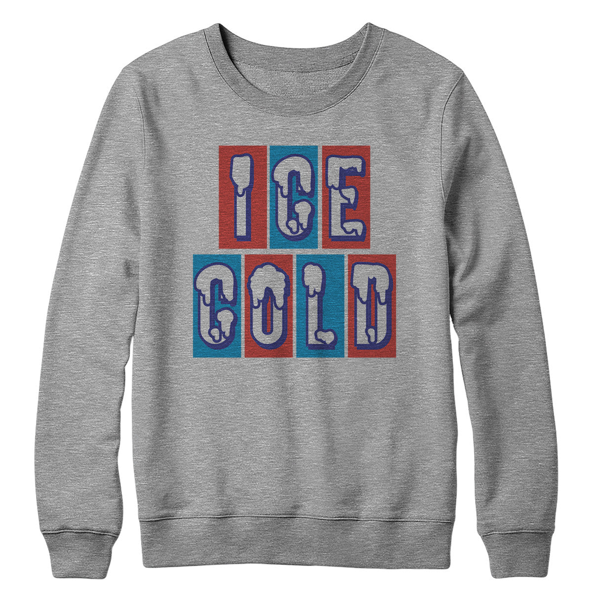 Ice Cold Crewneck Sweatshirt