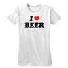 I Love Beer Women's Tee