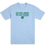 Irish Gettin' Lucky Men's Tee