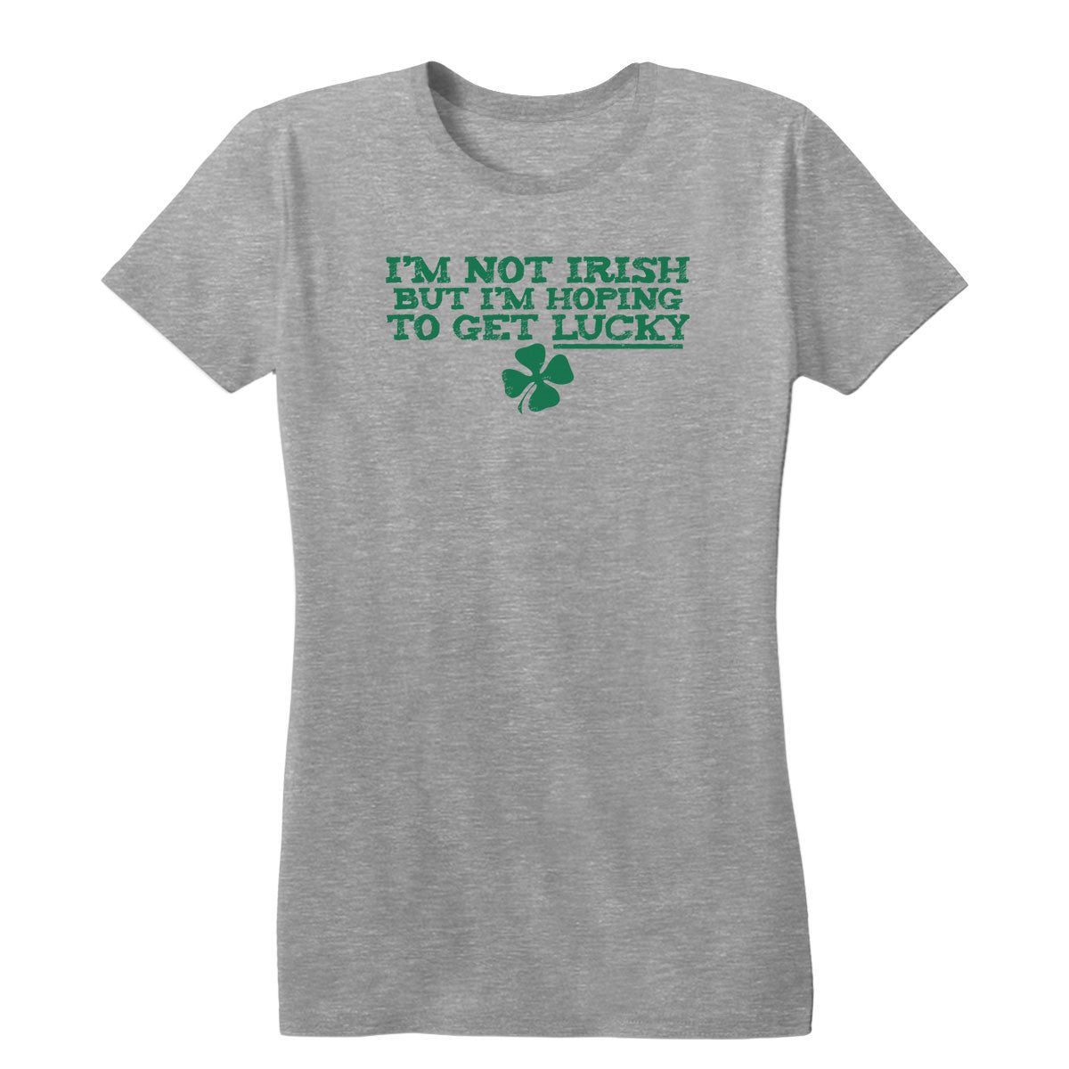 Irish Gettin' Lucky Women's Tee