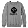 I Shoot People Crewneck
