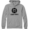 I Shoot People Hoodie