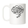 It's Friday I think Mug