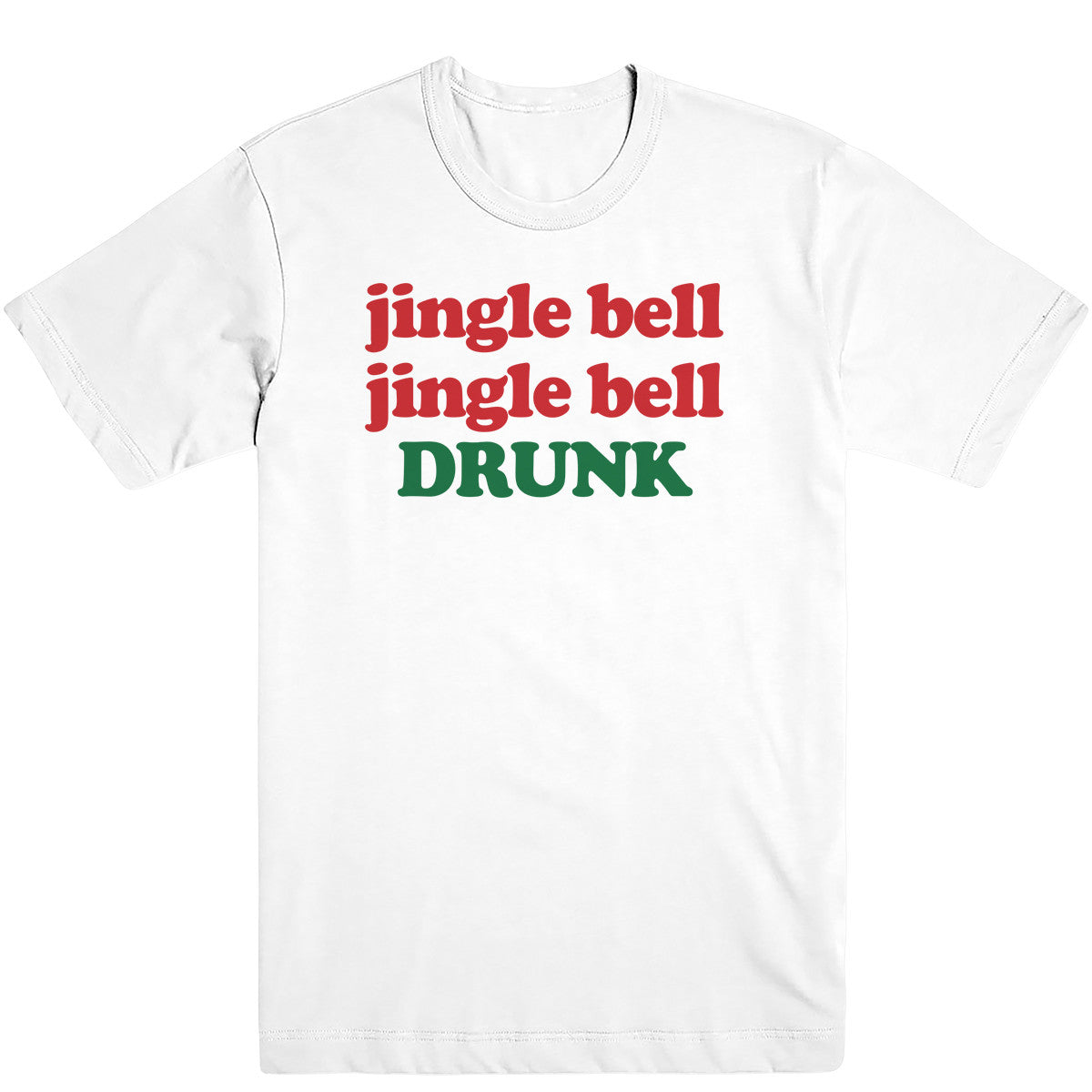 Jingle Bell Drunk Tee