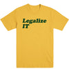 Legalize IT Men's Tee