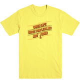 Lemon Vodka Men's Tee