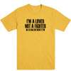 Lover Fighter Men's Tee