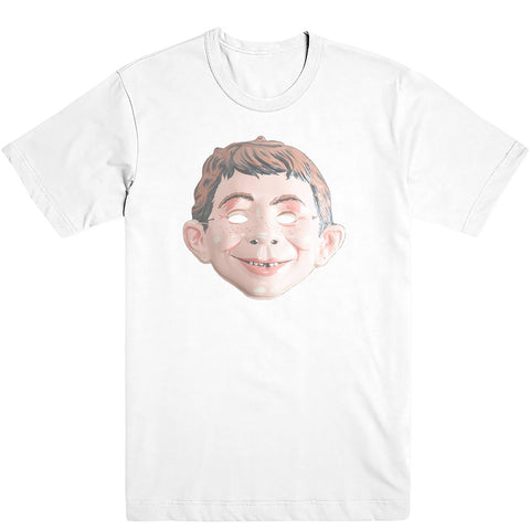 The Mad Man Mask Tee