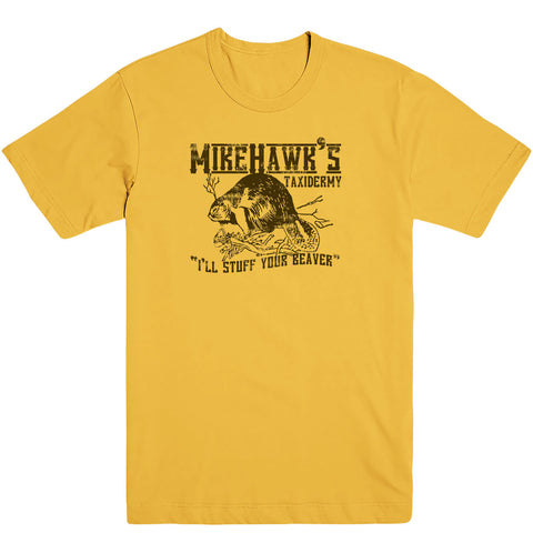Mike Hawk's Men's Tee