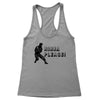 Ninja Please Women's Racerback Tank