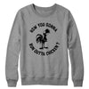 Run Outta Chicken Crewneck