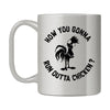 Run Outta Chicken Mug