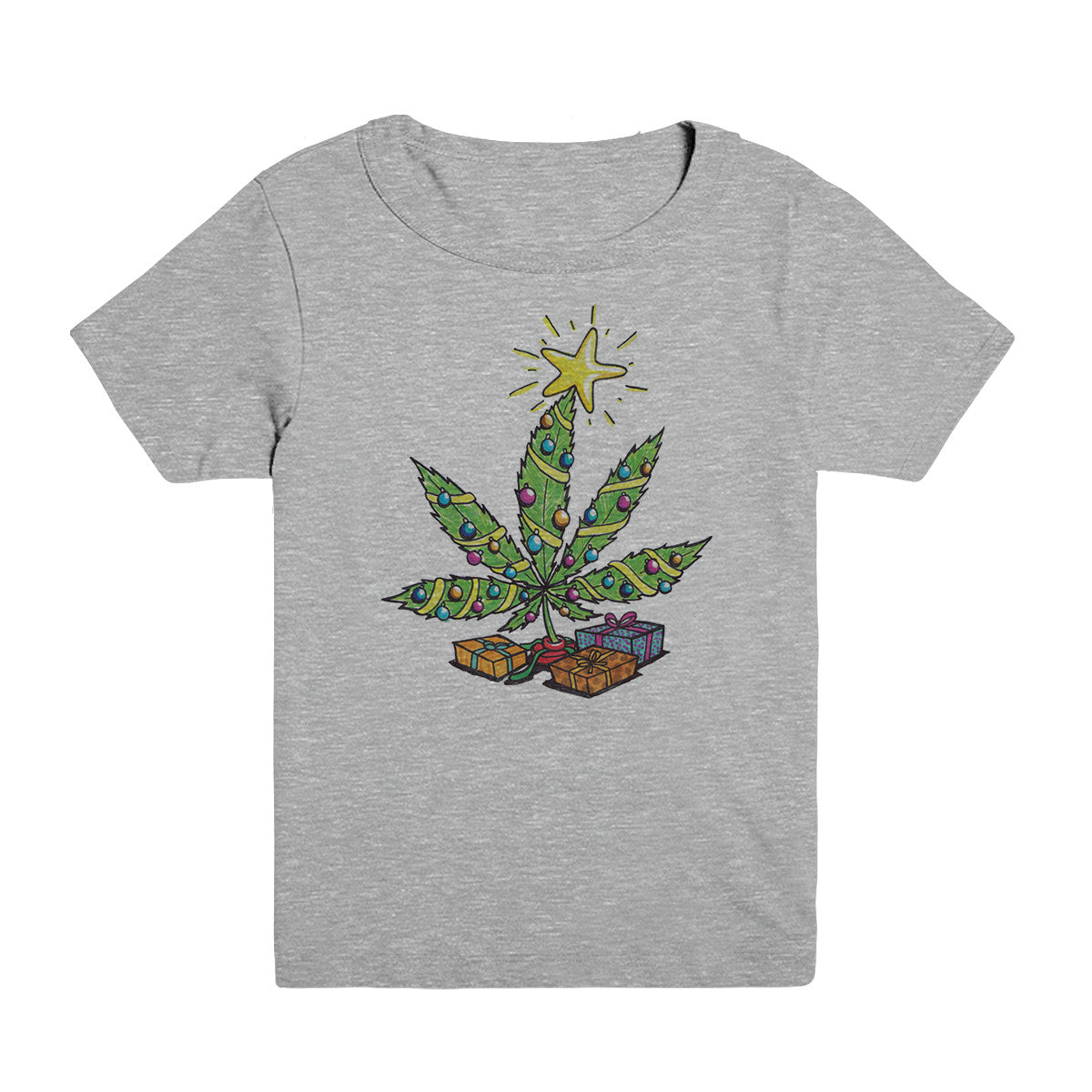 Tree Trim Kid's Tee