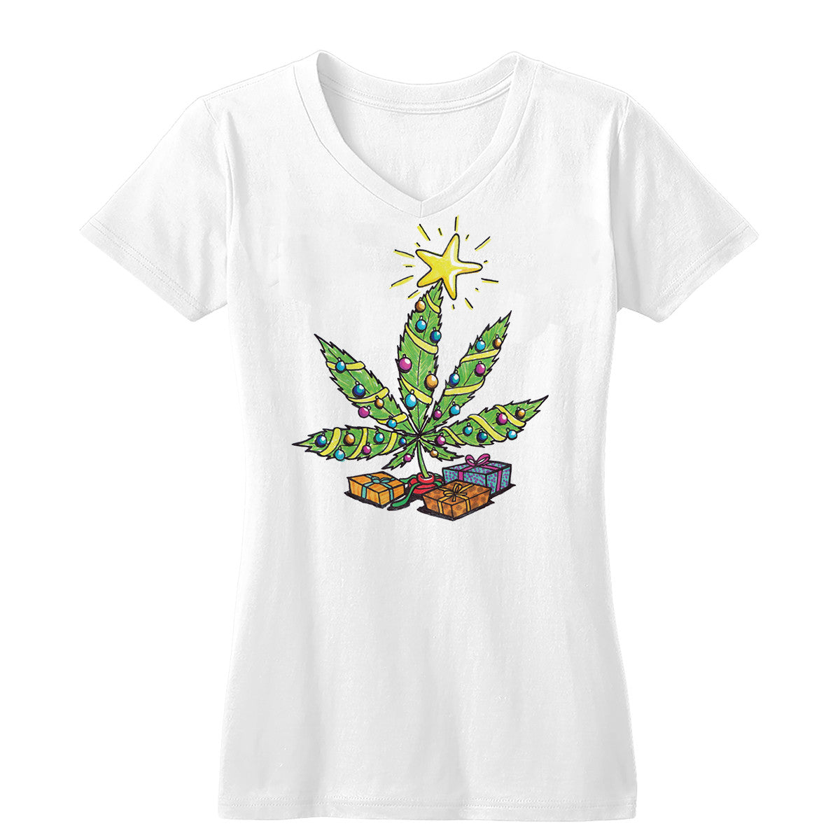 Tree Trim Women's Tee