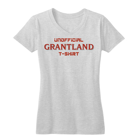 Unofficial G Women's V-neck Tee