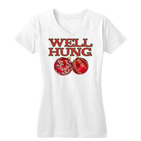 Well Hung Women's Tee