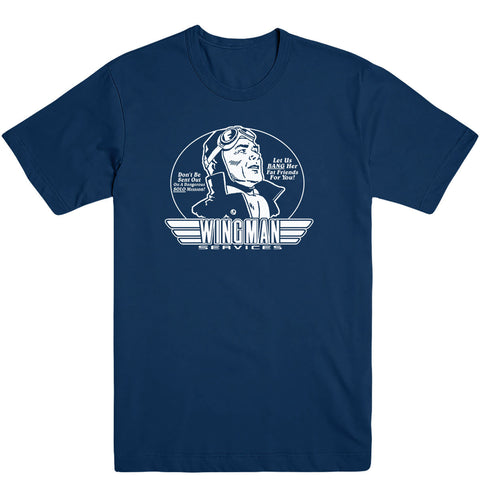 Wingman Services Men's Tee