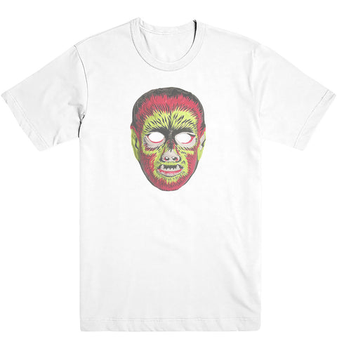 The Wolfman Mask Tee