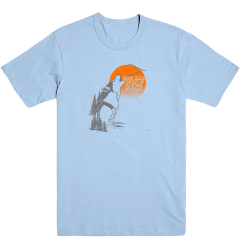 One Man Wolf Pack Men's Tee