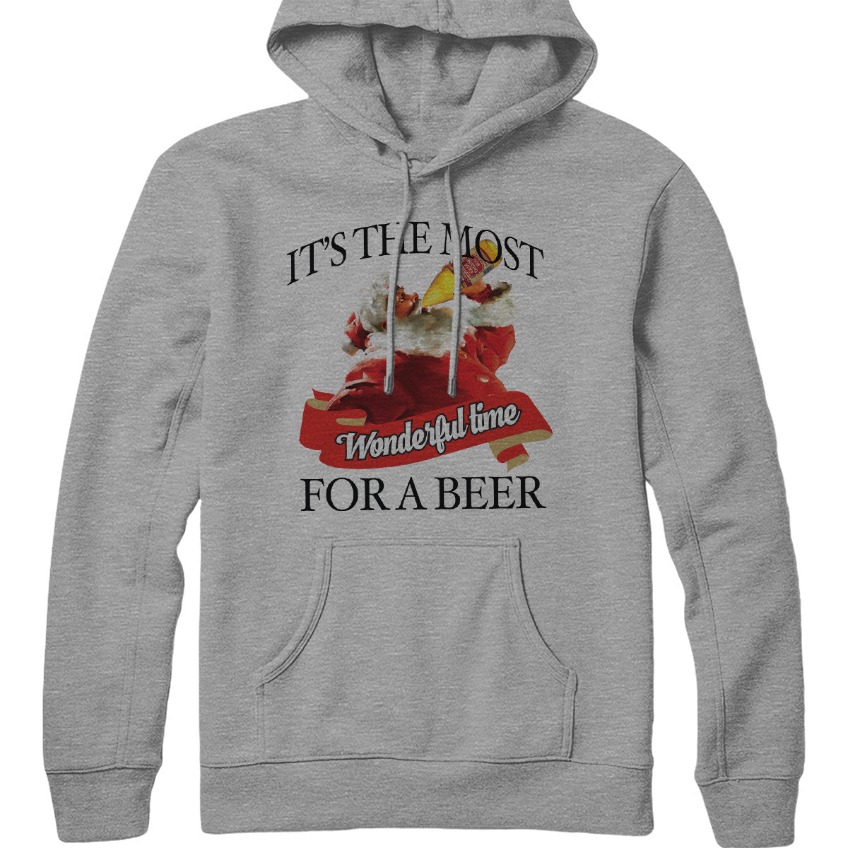 The Most Wonderful Time Hoodie