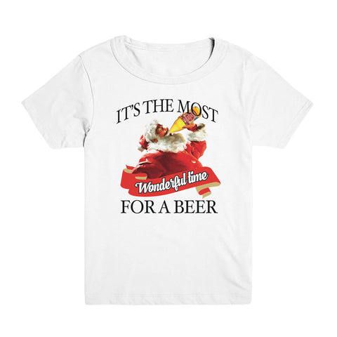 The Most Wonderful Time Kid's Tee