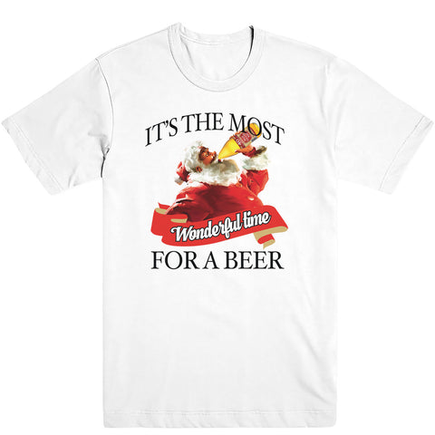 The Most Wonderful Time Tee