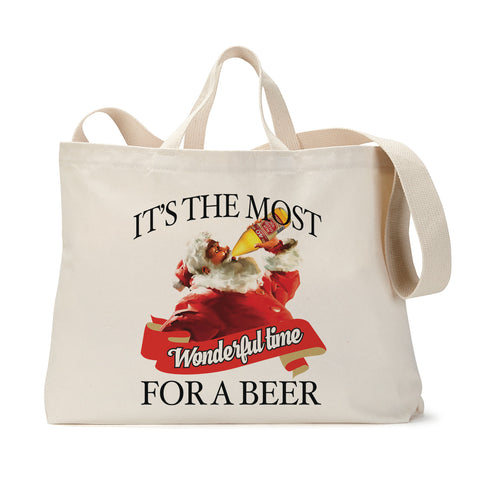 The Most Wonderful Time Tote Bag