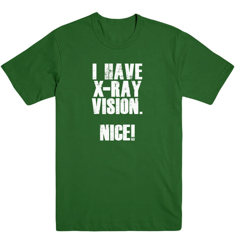 X-Ray Vision Men's Tee