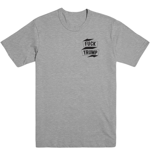 Eff Trump Pocket Tee